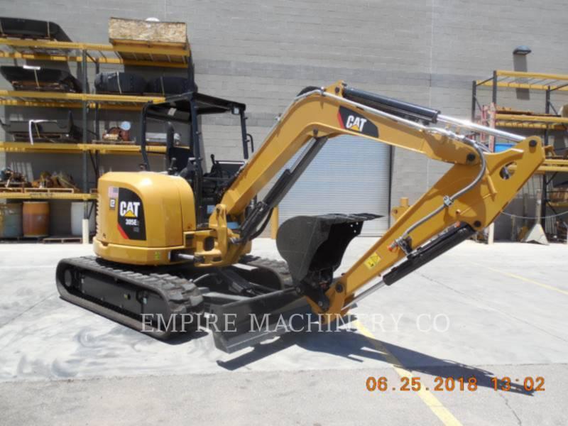 Caterpillar EXCAVATOARE PE ŞENILE 305E2CR equipment  photo 1