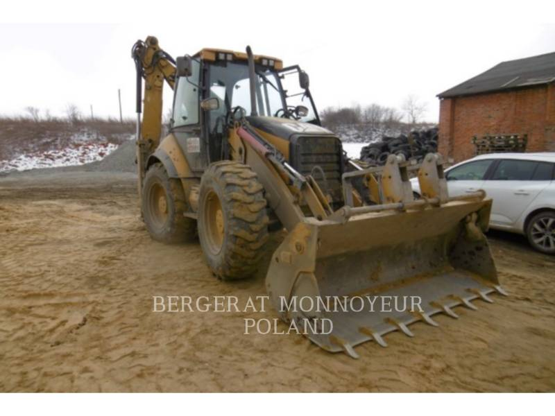 CATERPILLAR RETROEXCAVADORAS CARGADORAS 434E equipment  photo 16