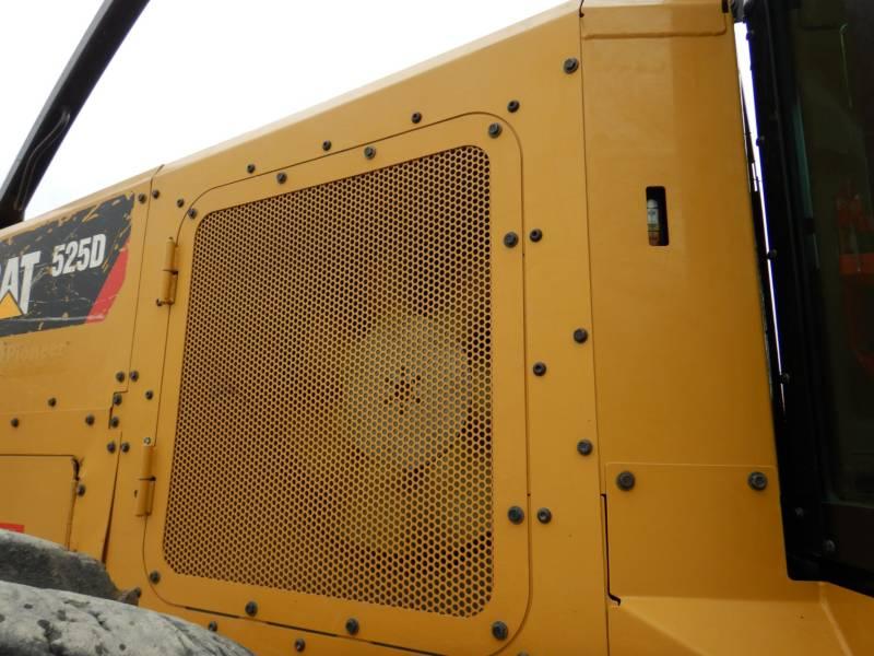 CATERPILLAR FORSTWIRTSCHAFT - HOLZRÜCKER 525D equipment  photo 19
