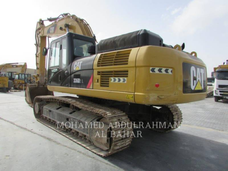 CATERPILLAR トラック油圧ショベル 336 D2 L REACH equipment  photo 3