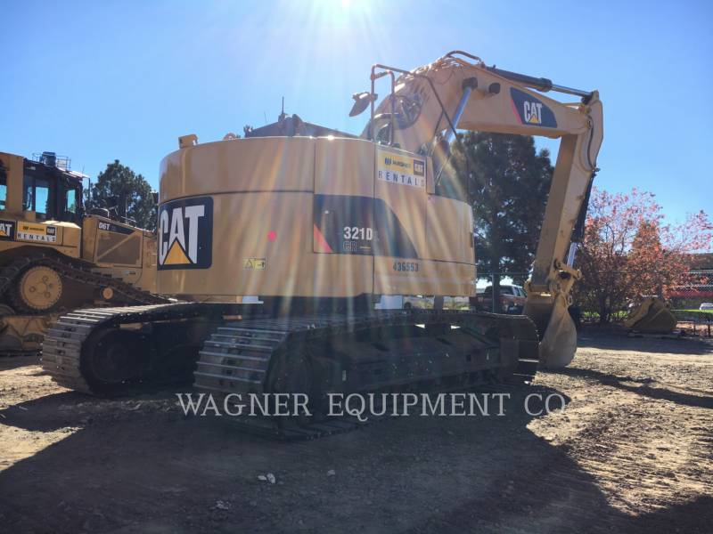 CATERPILLAR TRACK EXCAVATORS 321DL TCIR equipment  photo 4