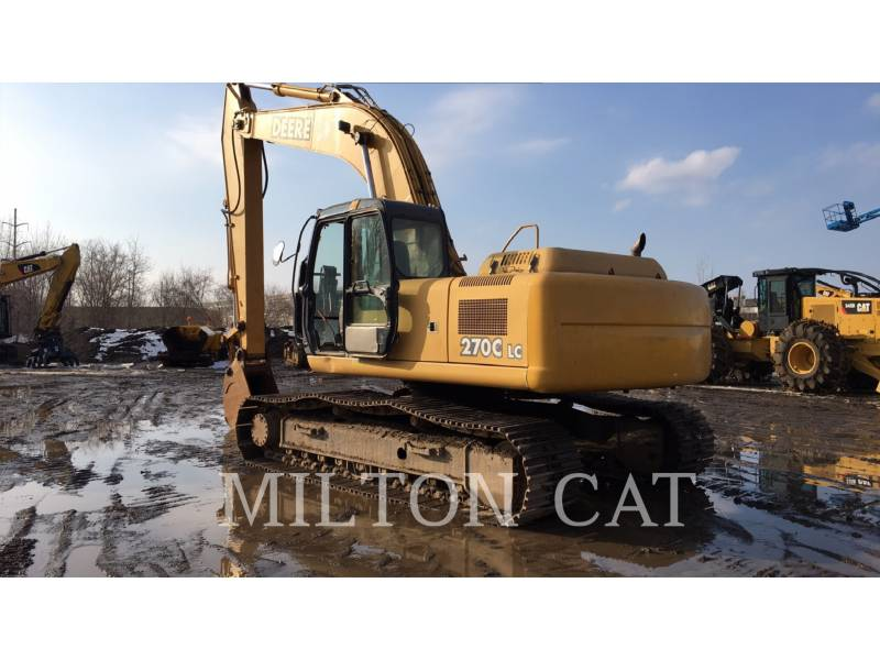 JOHN DEERE TRACK EXCAVATORS 270C LC equipment  photo 3