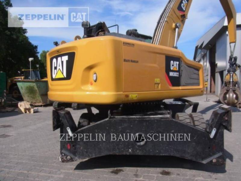 CATERPILLAR MOBILBAGGER MH3022 equipment  photo 7