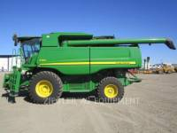 DEERE & CO. COMBINADOS S550 equipment  photo 6
