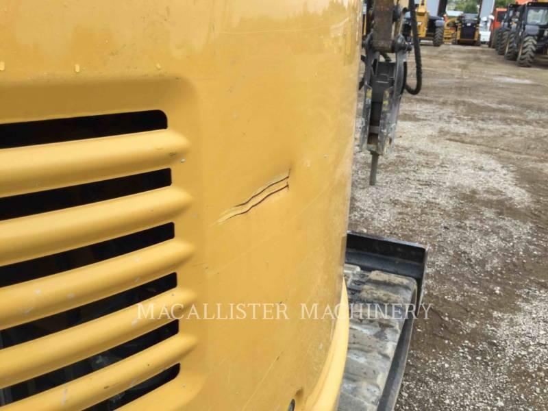 CATERPILLAR TRACK EXCAVATORS 305.5E equipment  photo 9