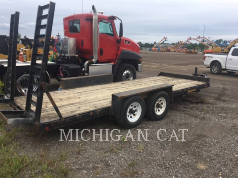MISCELLANEOUS MFGRS TRAILERS 5TON TAG equipment  photo 2