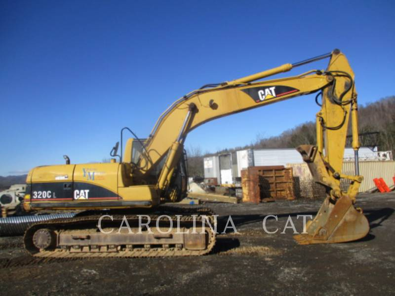 CATERPILLAR TRACK EXCAVATORS 320CL TH equipment  photo 5