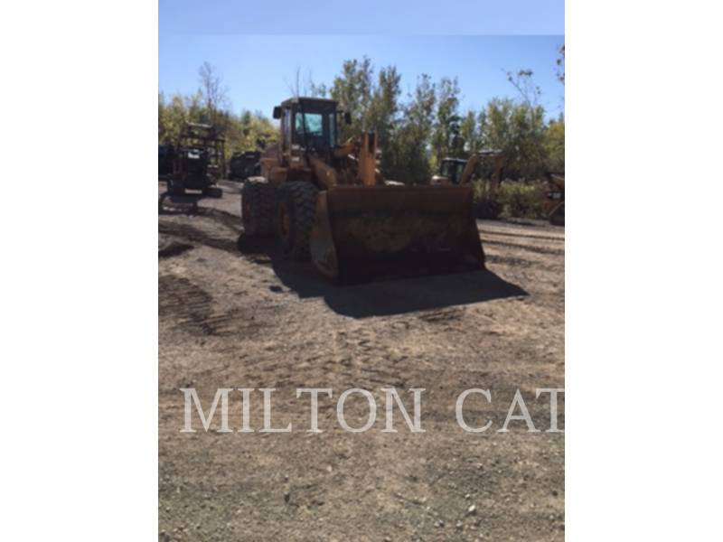 CASE WHEEL LOADERS/INTEGRATED TOOLCARRIERS 921 equipment  photo 2