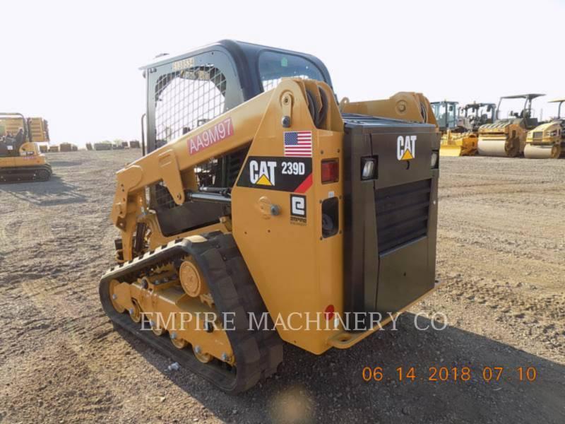 Caterpillar ÎNCĂRCĂTOARE PENTRU TEREN ACCIDENTAT 239D equipment  photo 3