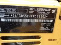 CATERPILLAR EXCAVADORAS DE CADENAS 305.5E2CR equipment  photo 9