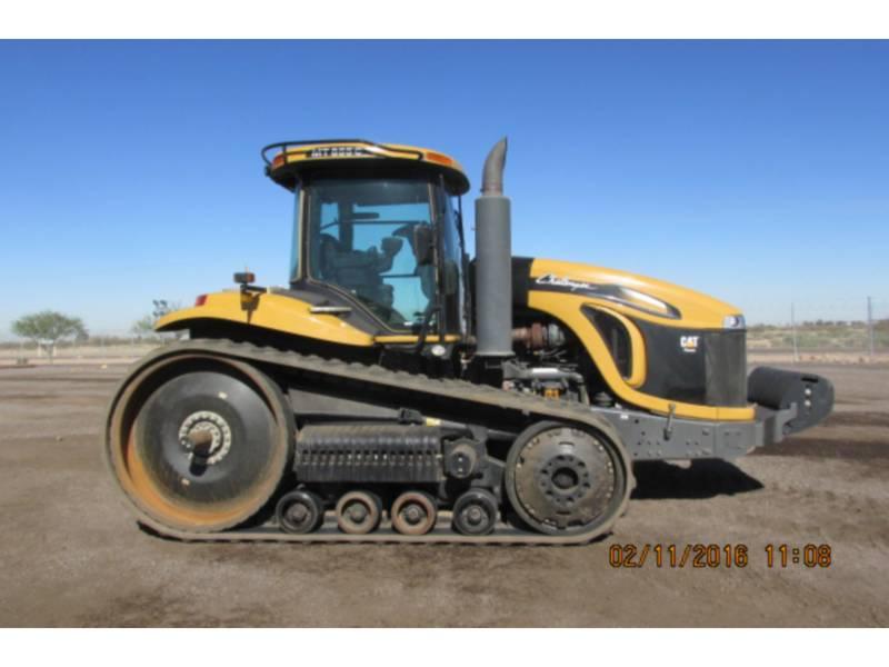 AGCO-CHALLENGER 農業用トラクタ MT855C equipment  photo 2