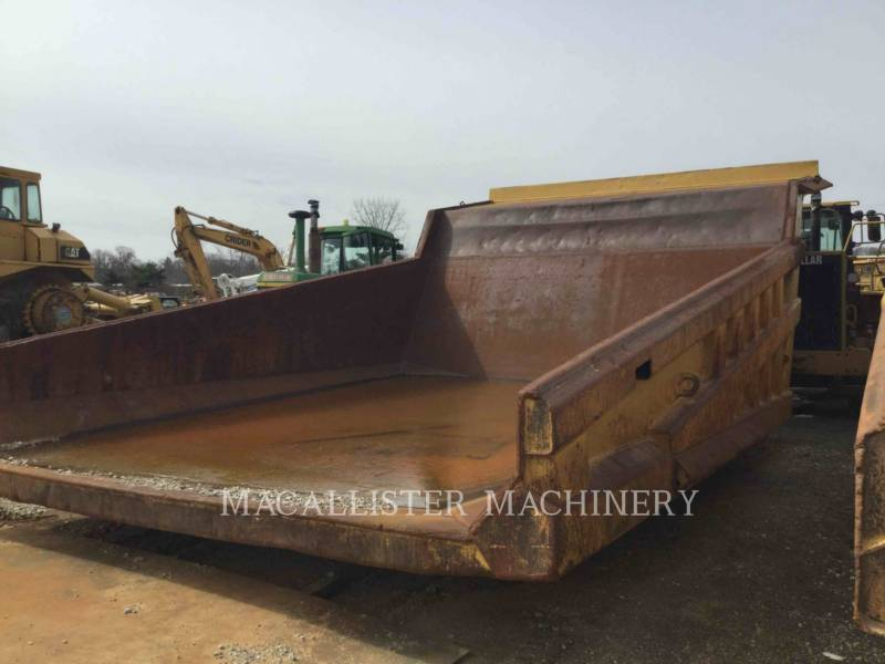 CATERPILLAR MULDENKIPPER 777F equipment  photo 18
