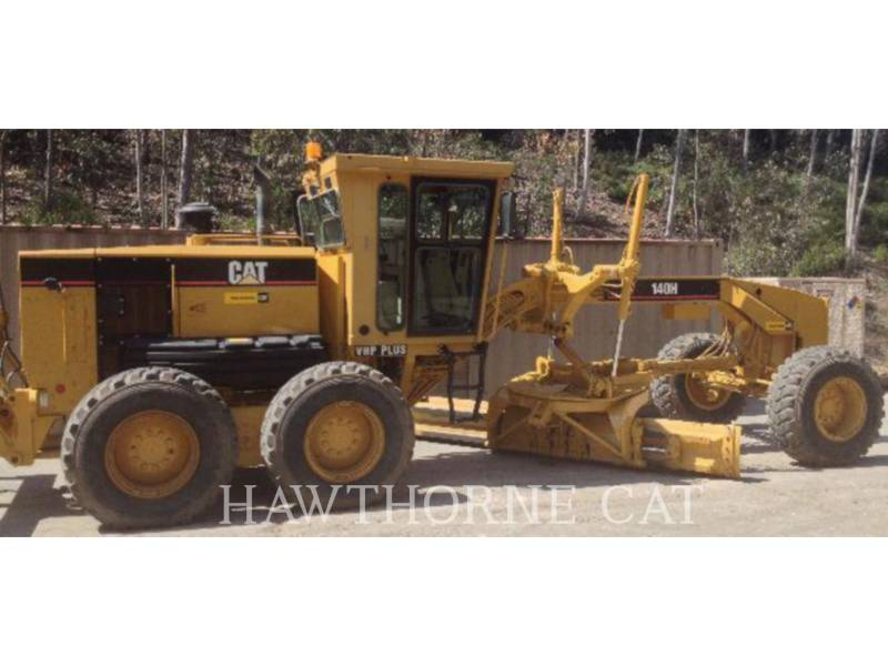CATERPILLAR MOTORGRADER 140H equipment  photo 1