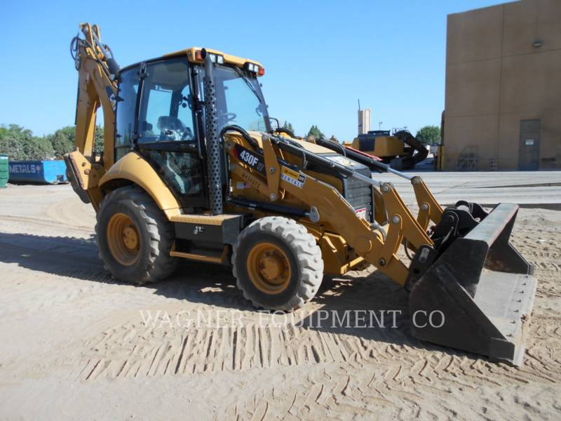 CATERPILLAR RETROEXCAVADORAS CARGADORAS 430F IT4WE equipment  photo 2