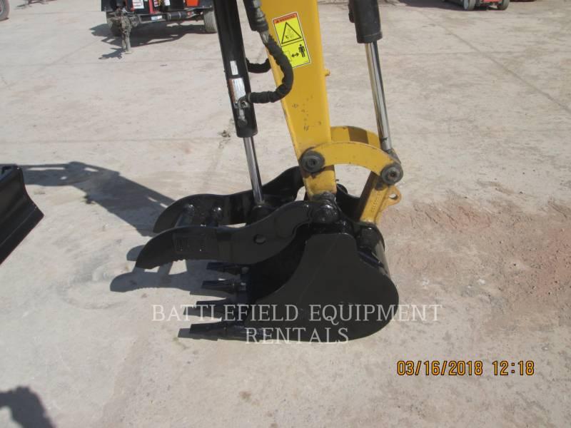 CATERPILLAR PELLES SUR CHAINES 303E CR equipment  photo 9
