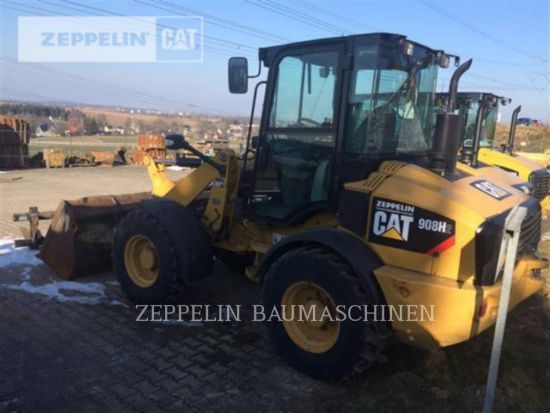 CATERPILLAR WHEEL LOADERS/INTEGRATED TOOLCARRIERS 908H equipment  photo 5