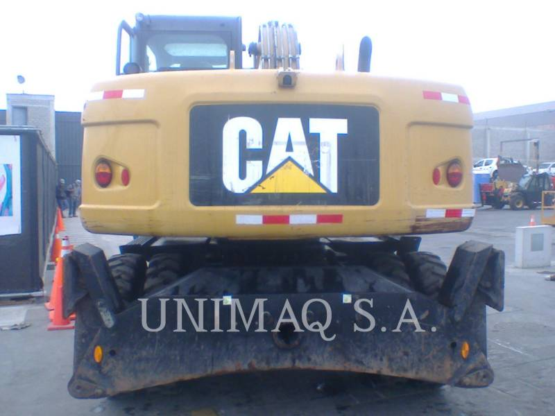 CATERPILLAR 轮式挖掘机 M315D equipment  photo 4