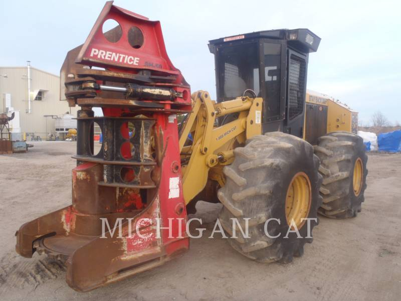 CATERPILLAR FOREST MACHINE 553 equipment  photo 2