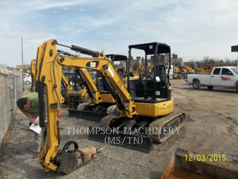 CATERPILLAR ESCAVADEIRAS 303.5E2 equipment  photo 4