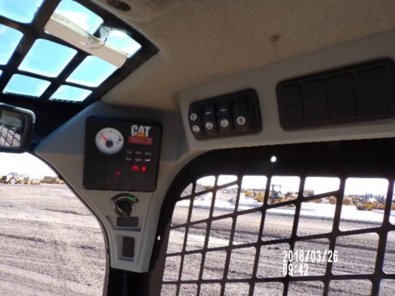CATERPILLAR MINICARGADORAS 246D equipment  photo 13