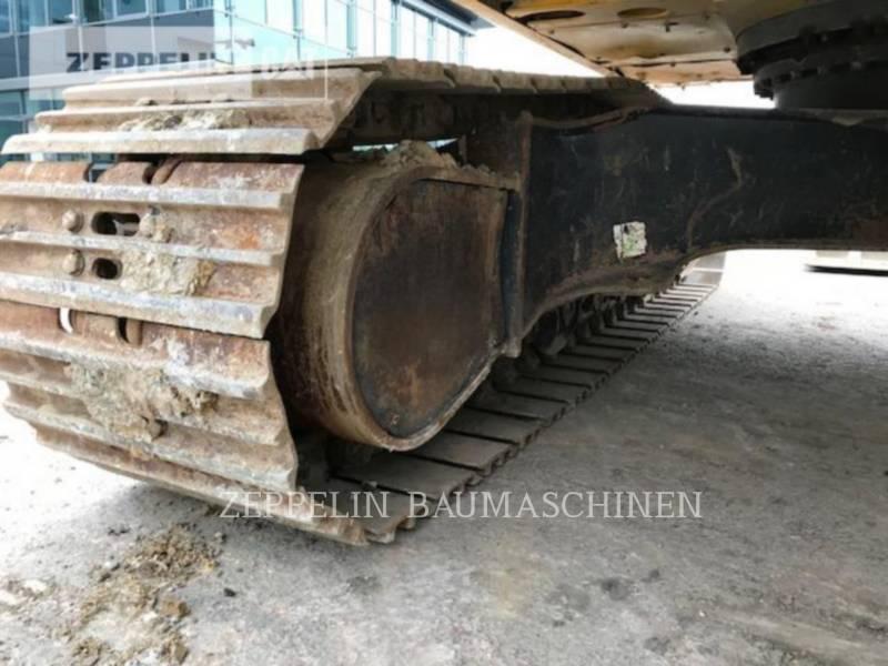KOMATSU LTD. PELLES SUR CHAINES PC240NLC-8 equipment  photo 13