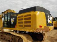 CATERPILLAR TRACK EXCAVATORS 349EL equipment  photo 8