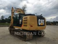 CATERPILLAR TRACK EXCAVATORS 320EL P equipment  photo 3