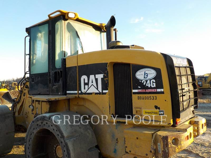 CATERPILLAR PALE GOMMATE/PALE GOMMATE MULTIUSO 924G equipment  photo 8