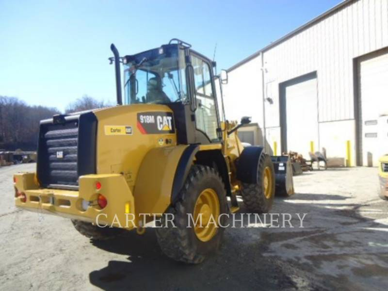 CATERPILLAR WHEEL LOADERS/INTEGRATED TOOLCARRIERS 918M equipment  photo 4