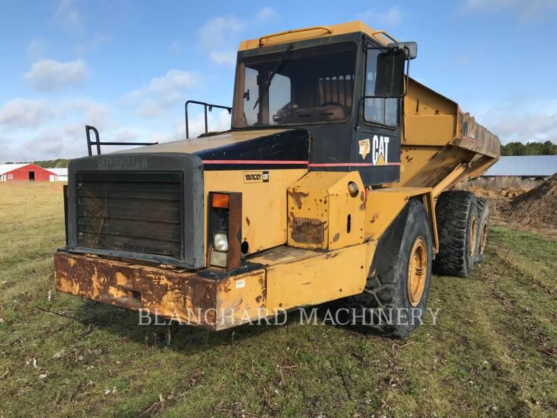 CATERPILLAR ARTICULATED TRUCKS D300E equipment  photo 2