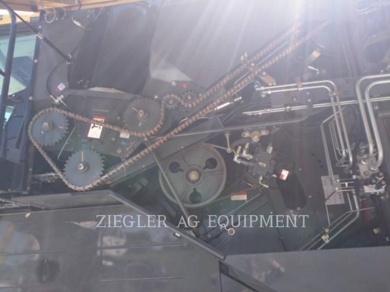 LEXION COMBINE COMBINES 760TT equipment  photo 6