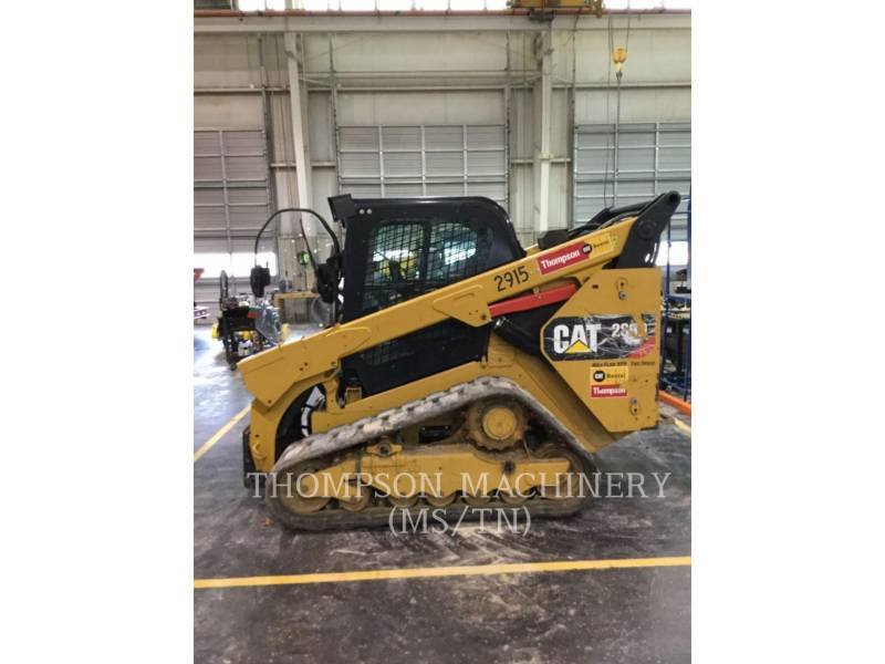 CATERPILLAR CHARGEURS COMPACTS RIGIDES 289DHFDK equipment  photo 4