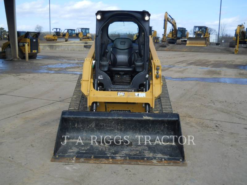 CATERPILLAR MULTI TERRAIN LOADERS 239D equipment  photo 8