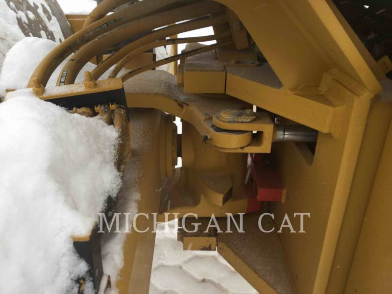 CATERPILLAR EINZELVIBRATIONSWALZE, GLATTBANDAGE CS54 equipment  photo 14