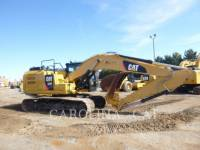 CATERPILLAR KETTEN-HYDRAULIKBAGGER 323FL QC equipment  photo 4