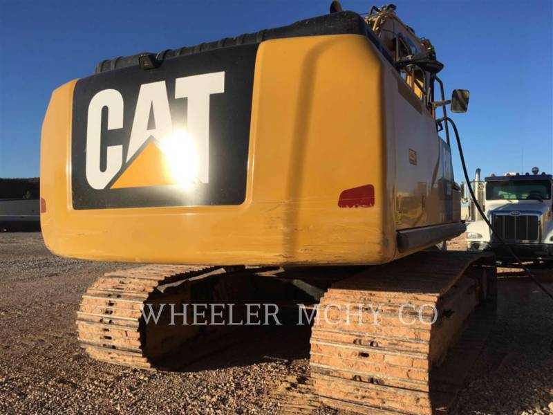CATERPILLAR TRACK EXCAVATORS 336F L THM equipment  photo 2