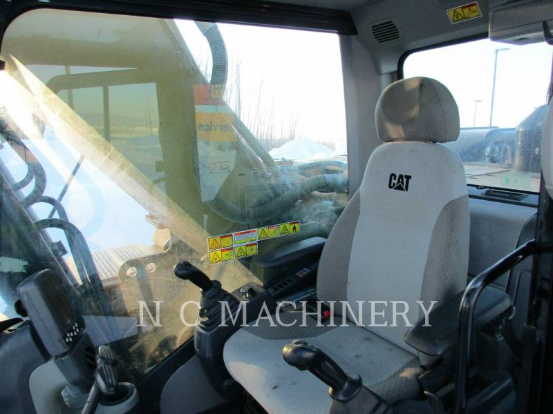 CATERPILLAR TRACK EXCAVATORS 330D L equipment  photo 7
