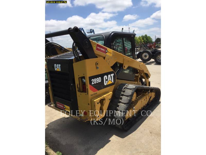 CATERPILLAR CARGADORES MULTITERRENO 289DSTD2CA equipment  photo 4
