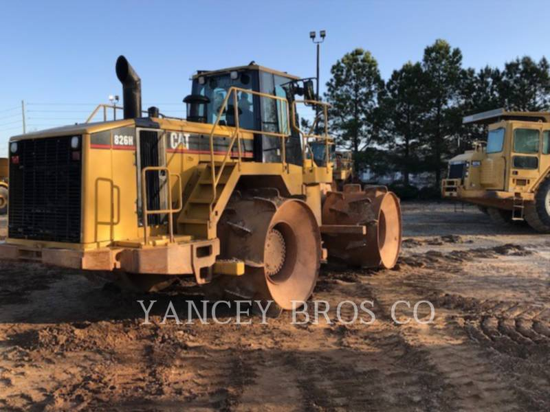 CATERPILLAR COMPACTADORES 826H equipment  photo 5