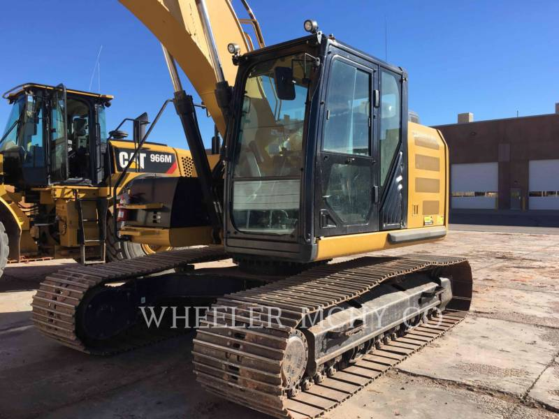 CATERPILLAR PELLES SUR CHAINES 320E LRRTH equipment  photo 10