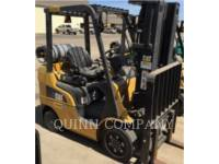 Equipment photo Caterpillar 2C5000 ELEVATOARE CU FURCĂ 1