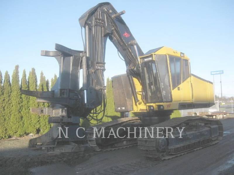 CATERPILLAR FOREST MACHINE TK1161 equipment  photo 1