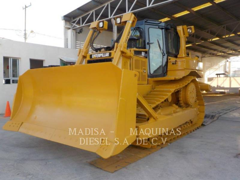 CATERPILLAR TRATTORE CINGOLATO DA MINIERA D6T equipment  photo 1