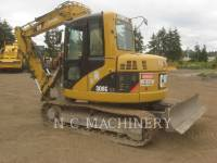 CATERPILLAR TRACK EXCAVATORS 308C CR equipment  photo 4