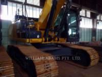 CATERPILLAR TRACK EXCAVATORS 349E equipment  photo 11