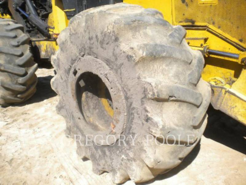 CATERPILLAR FORESTRY - SKIDDER 535C equipment  photo 19