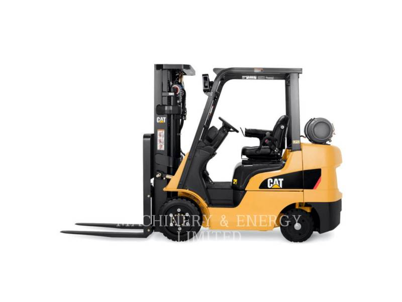 CATERPILLAR FORKLIFTS GP18N5 equipment  photo 1