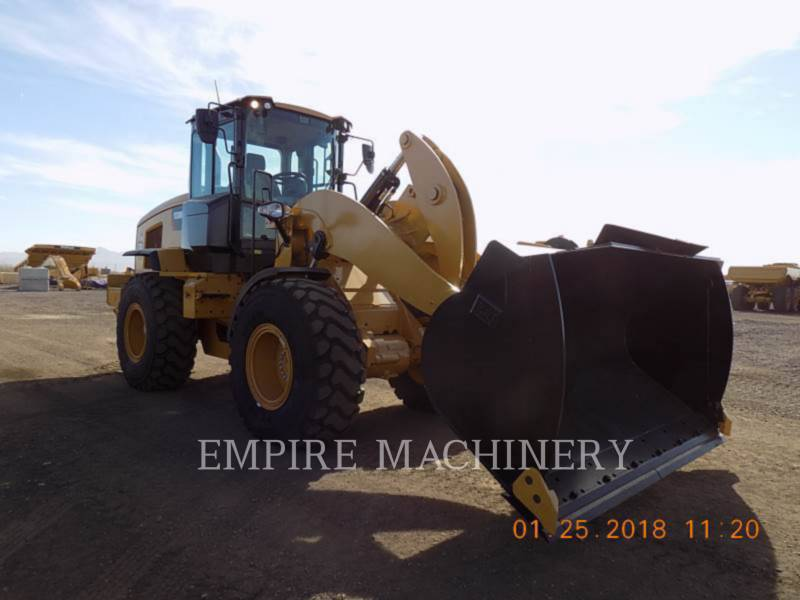 CATERPILLAR PALE GOMMATE/PALE GOMMATE MULTIUSO 930M equipment  photo 1