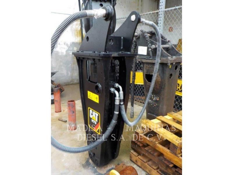 CATERPILLAR WT - MARTEAUX HYDRAULIQUES H 70 S FLAT-TOP equipment  photo 3