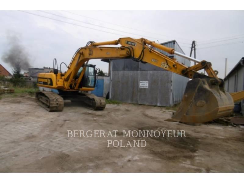 JCB KETTEN-HYDRAULIKBAGGER 240LC equipment  photo 17